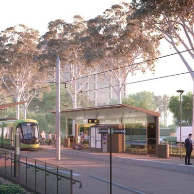 Woden's Renewal - Light Rail is coming to Woden!