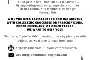 Woden's Mutual Aid Group
