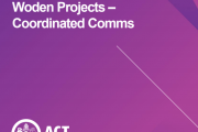 Woden projects - Coordinated Comms